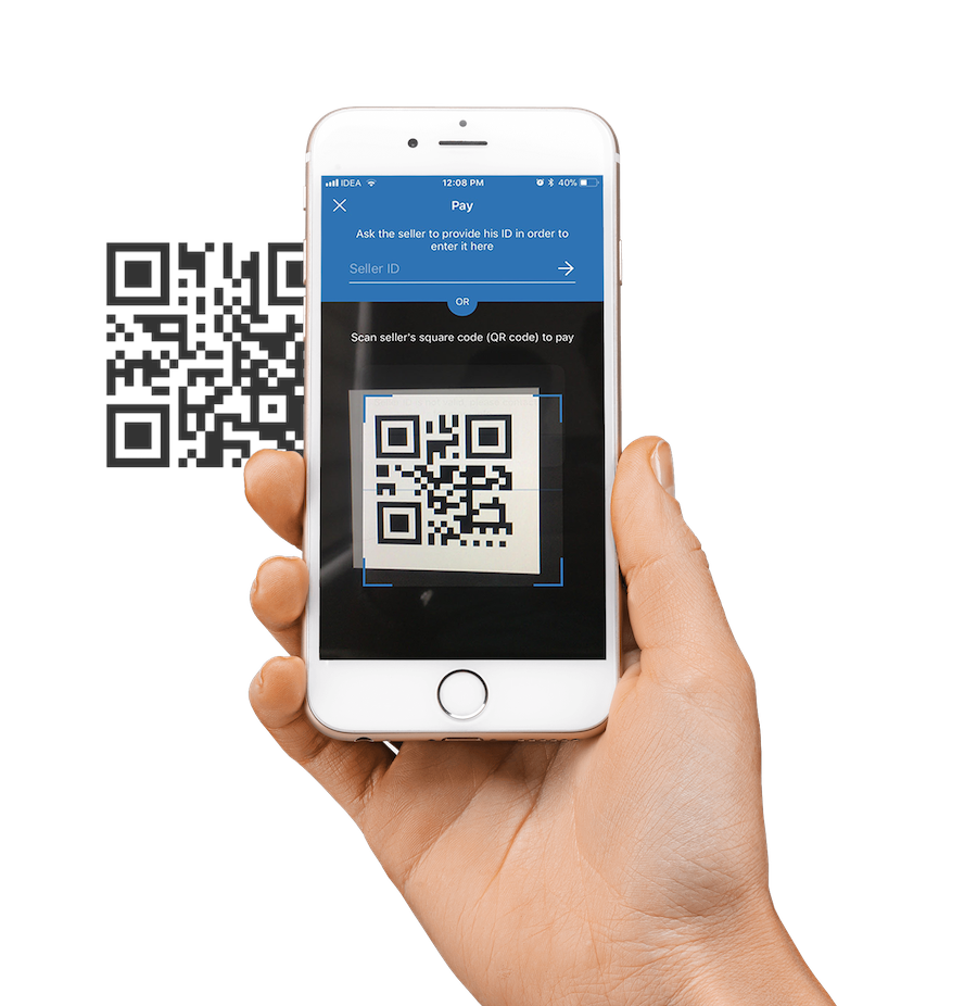 Gobooq Payment By QR Code